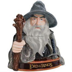 Lord of the Rings Cookie Jar