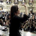 CFK convocó a la apertura de sesiones ordinarias del Congreso período 133°