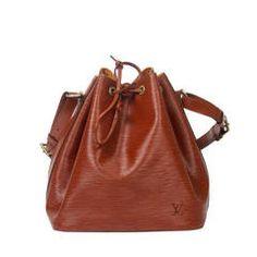 d10df0b3bdc6 Louis Vuitton Noe PM Tan Epi Dog Bag