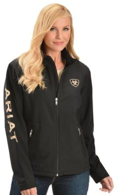 Ariat Logo Softshell Jacket - Sheplers