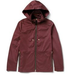 PS by Paul Smith Showerproof Coated-Cotton Lightweight Jacket   MR PORTER