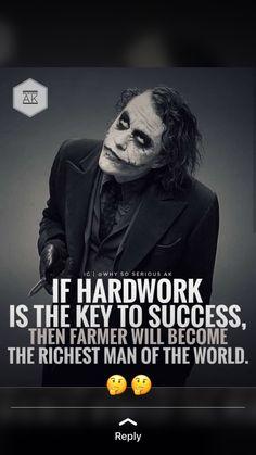 Joker Love Quotes, Joker Qoutes, Heath Ledger Joker Quotes, Psycho Quotes, Badass Quotes, Motivational Picture Quotes, Words Quotes, Life Quotes, Inspirational Quotes