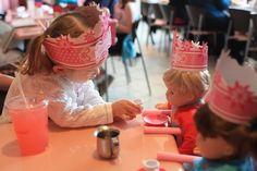 Hats for girls & dolls!