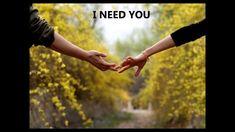 I need you Rebecca St. James