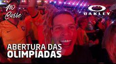 No começo do mês a Oakley me chamou para ir acompanhar a abertura das Olimpíadas na viagem para o Rio de Janeiro ainda vai ter a cobertura de alguns jogos na cidade maravilhosa.  Neste primeiro episódio chego no hotel como sempre no corre e atrasado para ir assistir a abertura das Olimpíadas no Maracanã.  Quer acompanhar o No Corre?  Se inscreve no canal: https://www.youtube.com/nocorrebr  No Corre nas Redes Sociais: (Facebook) - https://www.facebook.com/nocorreoficial (Instagram)…
