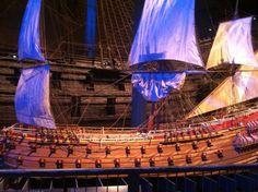 Tym razem coś dla miłośników żeglowania i historii, czyli relacja z polskiej wizyty w szwedzkim muzeum Vasa.
