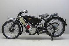 Scott 1926 Super Squirrel 598cc