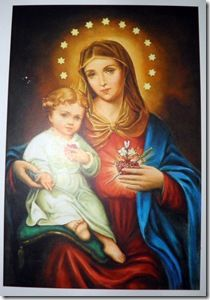 Consecration of a Child to the Immaculate Heart of Mary