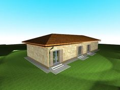 Bungalow design. Time lapse construction in Artlantis. From foundation to roof - http://designmydreamhome.com/bungalow-design-time-lapse-construction-in-artlantis-from-foundation-to-roof/ - %announce% - %authorname%
