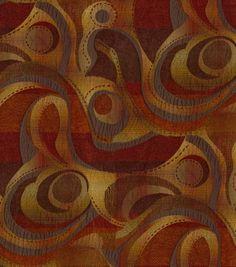 Upholstery Fabric-Richloom Studio Valliant Spice