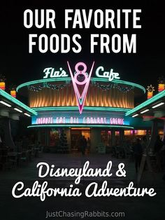 disneyland food Disneyland can be overwhelming, so check out some of our Favorite Food choices from Disneyland and California Adventure Best Disneyland Food, Disneyland Restaurants, Disneyland Rides, Disneyland Secrets, Disney California Adventure Park, Disneyland Vacation, California Travel, Disney Trips, Disneyland Dining