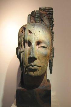 Gaëlle WEISSBERG , sculpteur céramiste sélectionnée par le jury de l'association A.comArts pour exposer au Campo Santo les 13 et 1...