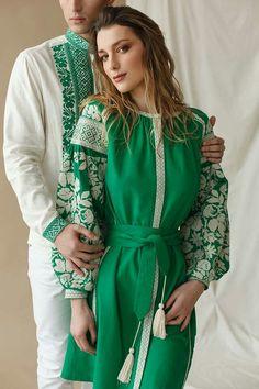 Gift for Women. Boho Style Dresses, Boho Dress, Floral Maxi Dress, Fashion Dresses, Ethnic Fashion, Boho Fashion, Fashion Design, Moda Rural, Ukrainian Dress