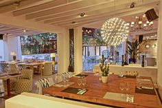 Restaurant La Belle Ibiza  #resto #ibiza #dinner #cena #bohostyle