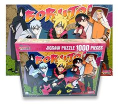 Ensky 1000548 Boruto Naruto The Movie Jigsaw Puzzle 1000 Piece -- Learn more by visiting the image link.
