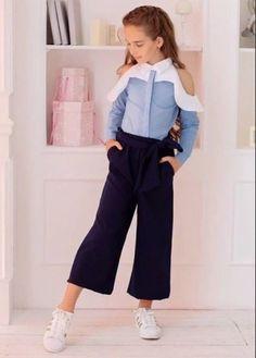 Фотография Kazakhstan, School Fashion, Harem Pants, Russia, Outfits, Infant Girl Clothes, Little Girl Fashion, Nice Clothes, Nice Asses
