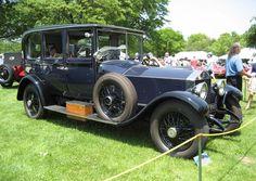 Rolls-Royce 40/50 Silver Ghost limousine, 1920