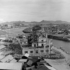 Hiroshima, Japan 1947