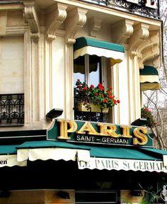 Saint Germain des Prés, Paris VI