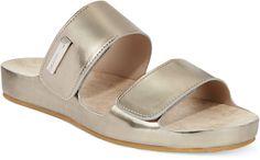 Calvin Klein Women's Myra Slide Sandals
