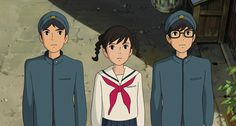 From Up on Poppy Hill; Studio Ghibli