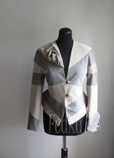 Women's jacket  made in the TR technique by Shingo Sato by FedRaDD, $400.00