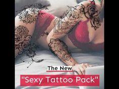 300 Sexy Tattoo Designs - Original by Tattooists