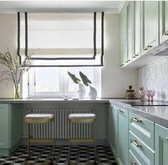 Kitchen Cabinets, Curtains, Home Decor, Blinds, Decoration Home, Room Decor, Cabinets, Draping, Home Interior Design