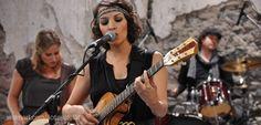 Gaby Moreno, cantante de guatemala