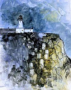 Cape lighthouse by Paul Bailey