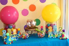 Cheerful Events: Bounce Ball Party