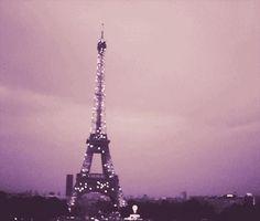 Paris, la ville d'amour.