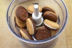 Crostata al cioccolato bianco 1