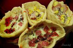 Pizza cornetto Stoner Food, Imperium, Tacos, Pizza, Mexican, Ethnic Recipes, Gastronomia, Mexicans