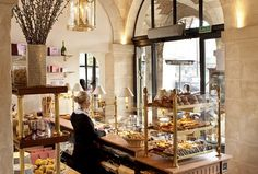 My dream, to own a little cafe/bakery like this. I know I could do it, just need funding. :)