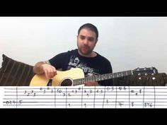 ▶ Fingerstyle Tutorial: I'll See You In My Dreams - Guitar Lesson w/ TAB - YouTube