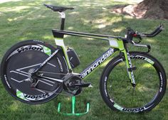Team Cannondale's Cannondale Slice RS, Tour of California - 2014