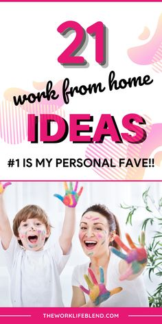 Make money working from home with this list of 21 business ideas. This list was created with Mums in mind. It's a list of businesses that you could start around your family by working flexibly from home. #businessideas #mompreneur #mumpreneur #makemoneyfromhome Work From Home Business, Starting Your Own Business, Business Ideas, Cash From Home, Make Money From Home, Make Money Online, Ways To Earn Money, Way To Make Money, Legitimate Work From Home