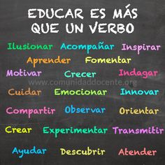 Mensajes educativos Teaching Posters, Teaching Quotes, Education Quotes, Spanish Classroom, Teaching Spanish, Teaching English, Bilingual Education, Kids Education, Learning Activities