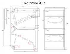 mtl-4 electro voice - Google Search