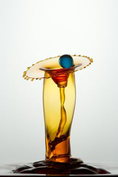 Catch the Blue Drop by Heinz Maier