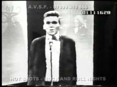 I'm lost without you (Billy Fury)   Rock and Roll down Hotshots