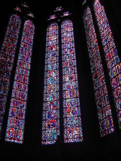Amiens Cathedral by mylesleecrampton, via Flickr