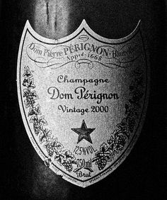 Vintage Dom Perignon by geishaboy500 on Flickr.