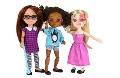 'Makies' toy company created a FAB collection of dolls with disabilities