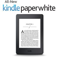 7 kindle paperwhite tips every reader needs to know reading kindle paperwhite i love my old kindle but this is a newer version its a little smaller and lighter and comes with a built in back light fandeluxe Choice Image