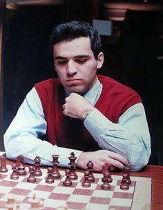 Ajedrez Espectacular. Richard Guerrero: Clase nº 18. Garry Kasparov