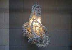 Woven Pendant Light, Eleanor Whiston