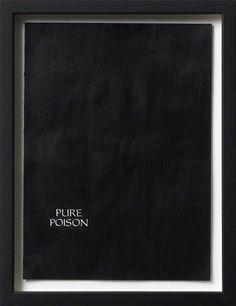 Kasper Sonne, Untitled (Pure Poison), 2009