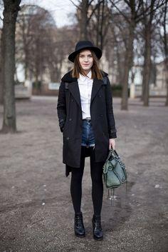 berlin hat shorts